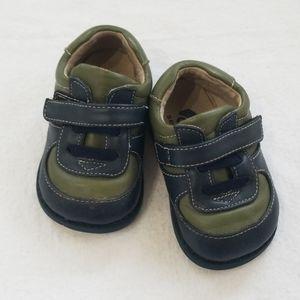 VGUC See Kai Run Toddler Boy Leather Shoes